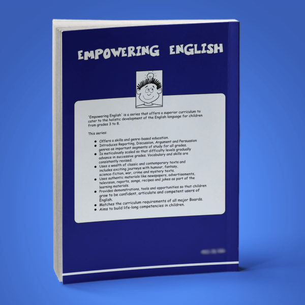 Empowering English Text Book Class 8