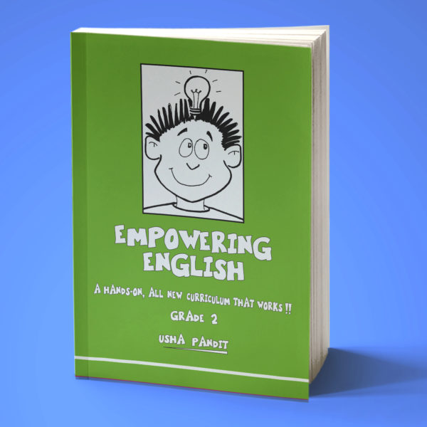 Empowering English Text Book Class 2 front