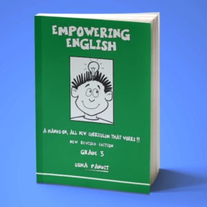 Empowering English Text Book Class 3 front