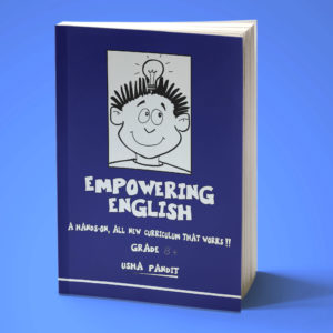 Empowering English Text Book Class 8 front