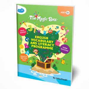 Senior KG / Pre-Primary book / Kindergarten front cover