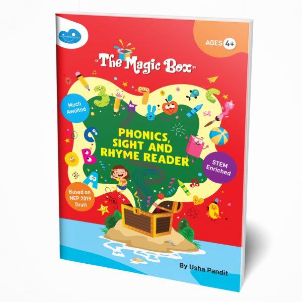 Junior KG book / Pre-Primary book / Kindergarten book front cover