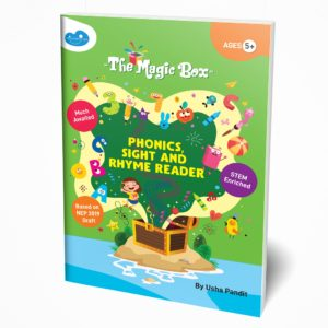 Senior KG / Pre-Primary book / Kindergarten cover